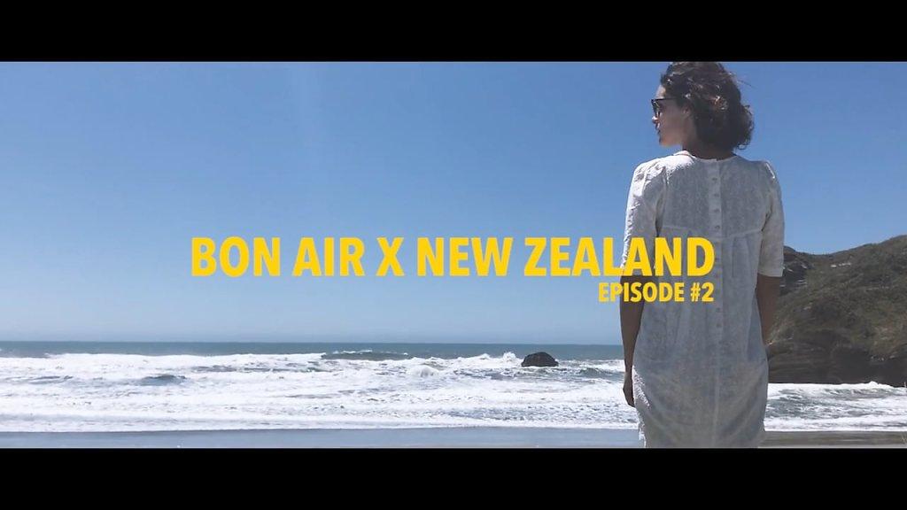 BON AIR X NEW ZEALAND