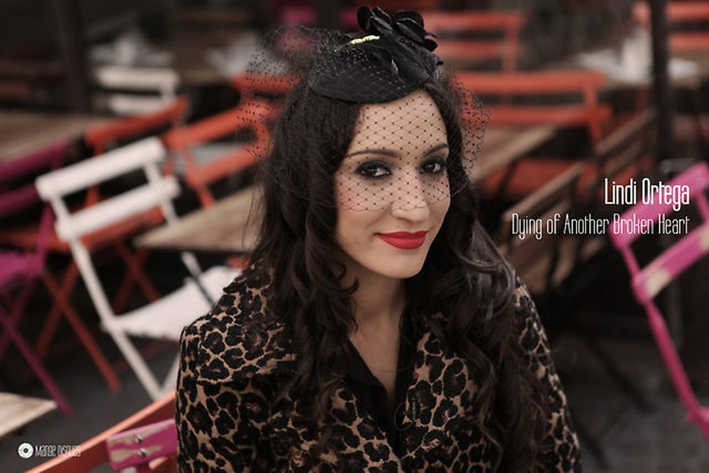 "Lindi Ortega ""Dying of Another Broken Heart"" en acoustique sur Mange Disques"