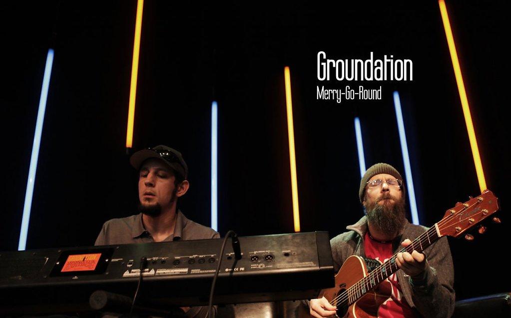 """Groundation """"Merry-Go-Round"""" en acoustique sur Mange Disques"""